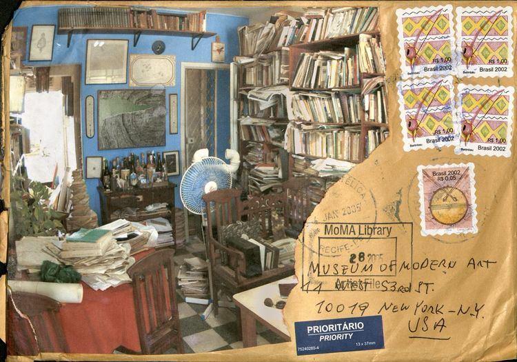 Mail art MoMAorg Interactives Exhibitions ArtistNovelist