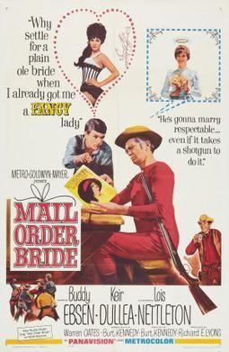Mail Order Bride (1964 film) Mail Order Bride 1964 film Wikipedia