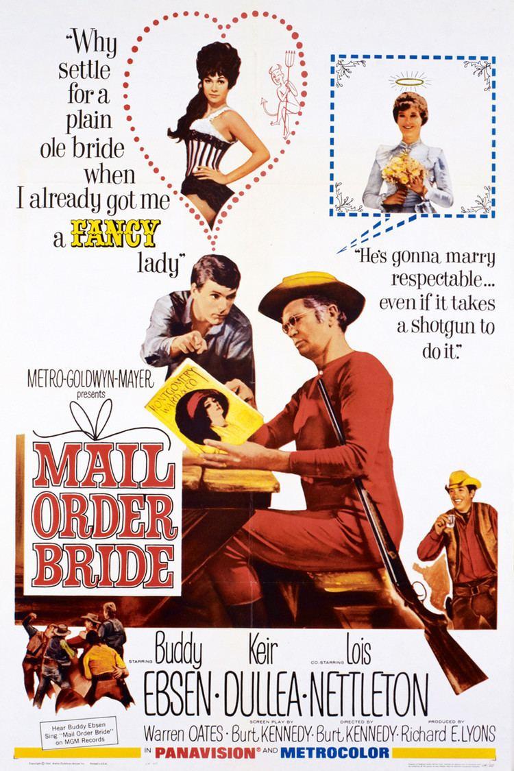 Mail Order Bride (1964 film) wwwgstaticcomtvthumbmovieposters6549p6549p