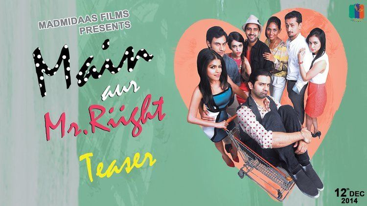 Main aur Mr Riight Teaser Shenaz Treasury Barun Sobti YouTube
