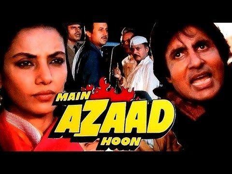 Main Azaad Hoon 1989 Full Movie Amitabh Bachchan Shabana Azmi