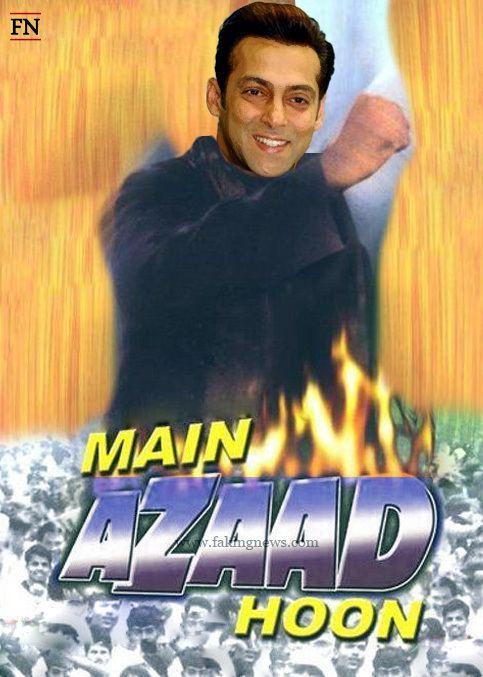 Friday faking release Main Azaad Hoon