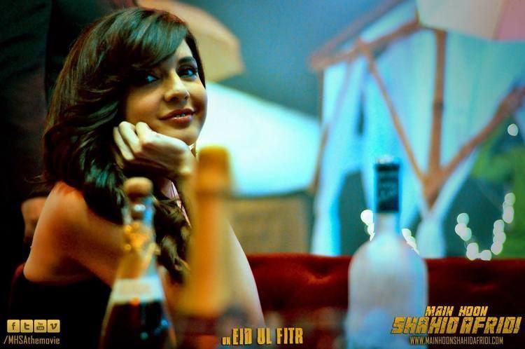 Main Hoon Shahid Afridi Main Hoon Shahid Afridi Pakistani Movie Stills