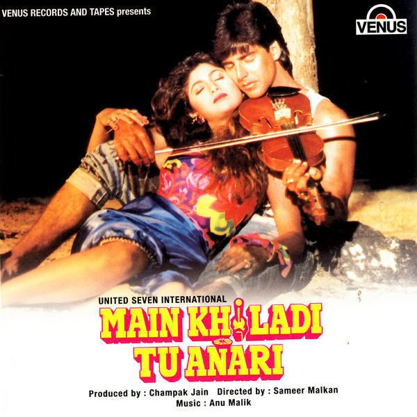Main Khiladi Tu Anari 1994 Mp3 Songs Bollywood Music