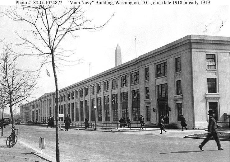 Main Navy and Munitions Buildings Main Navy amp Munitions Buildings Washington DC