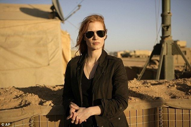 Main Osama movie scenes Under fire New film Zero Dark Thirty starring Jessica Chastain in the lead role pictured has been widely criticized for suggesting that torture played