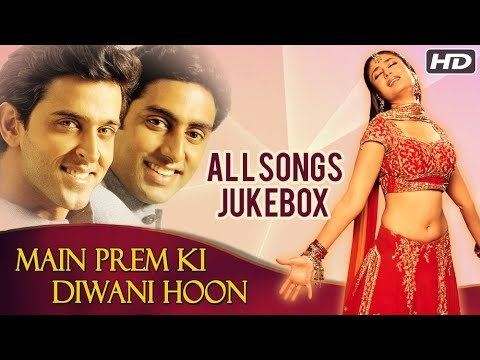 Main Prem Ki Diwani Hoon Main Prem Ki Diwani Hoon All Songs Jukebox HD Romantic Bollywood