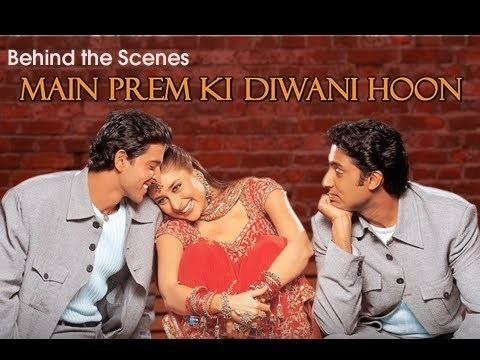 Main Prem Ki Diwani Hoon Main Prem Ki Diwani Hoon Behind The Scenes YouTube