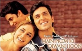 Main Prem Ki Diwani Hoon Main Prem Ki Diwani Hoon 2003 MP3 Songs Download DOWNLOADMING