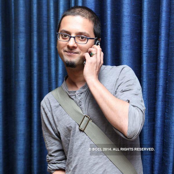 Mainak Bhaumik Kolkata Calling39s press conference Photos Kolkata
