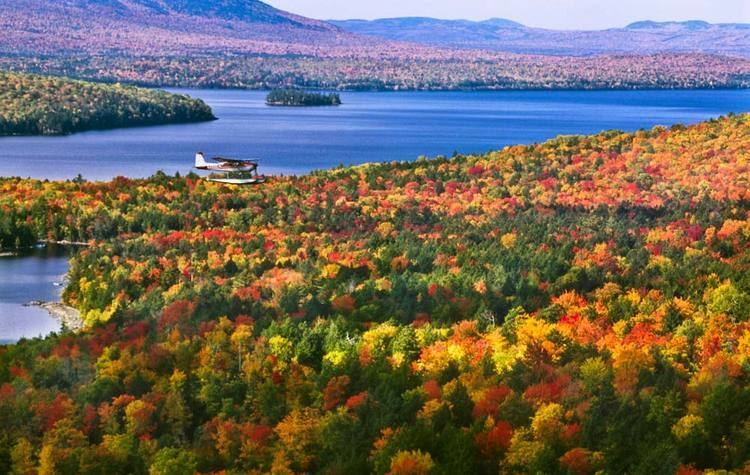 Maine Beautiful Landscapes of Maine