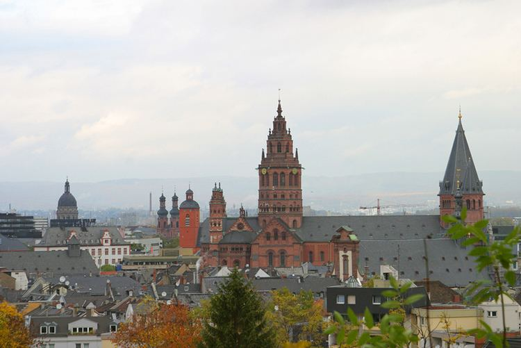 Mainz in the past, History of Mainz