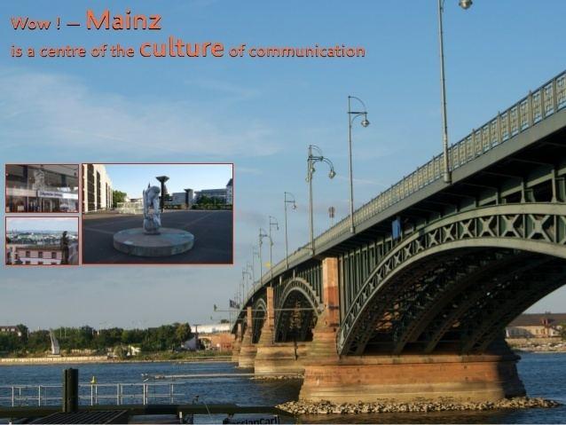 Mainz Culture of Mainz