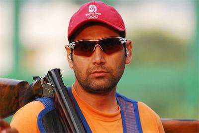 Mairaj Ahmad Khan Shooter Mairaj wins India39s 8th Olympics quota in men39s skeet