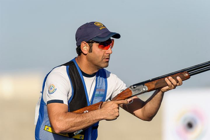 Mairaj Ahmad Khan Mairaj creates history at Rio World Cup Indian Shooting