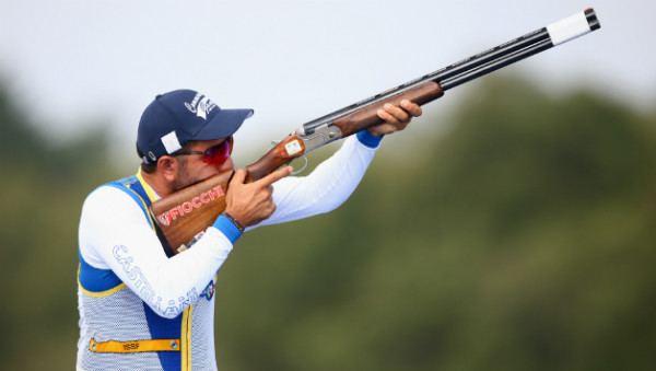 Mairaj Ahmad Khan World Cup Shotgun Mairaj Ahmad Khan Placed 11th