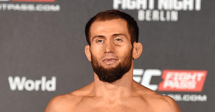 Mairbek Taisumov UFC Fight Night 69 Results Mairbek Taisumov Drops Patrick