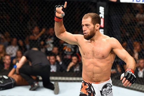 Mairbek Taisumov Mairbek Taisumov to take on Nik Lentz at UFC 203 MMA Latest