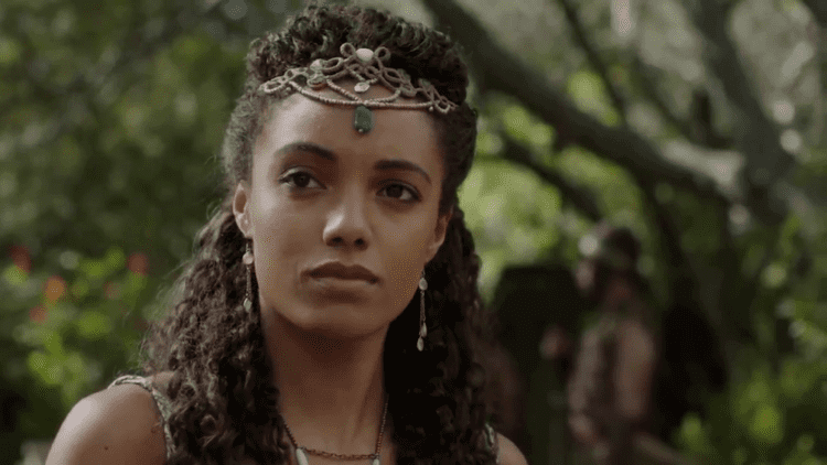 Maisie Richardson-Sellers Maisie RichardsonSellers is DCs Legends of Tomorrows New Vixen