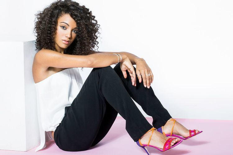 Maisie Richardson-Sellers Maisie RichardsonSellers Confirms STAR WARS THE FORCE