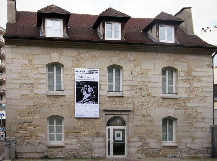 Maison de la photographie Robert Doisneau
