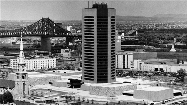 Maison Radio-Canada Maison RadioCanada ca 1973 ExpoMontrealcom
