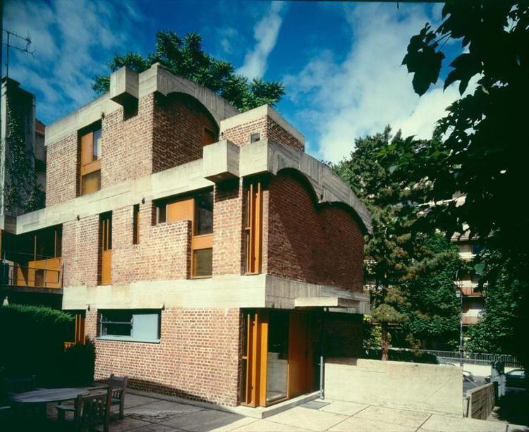 Maisons Jaoul Fondation Le Corbusier Buildings Maisons Jaoul