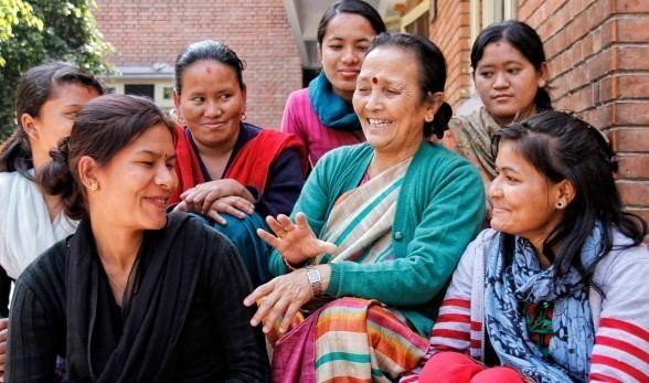 Maiti Nepal Anuradha Koirala The woman who fights human trafficking in Nepal