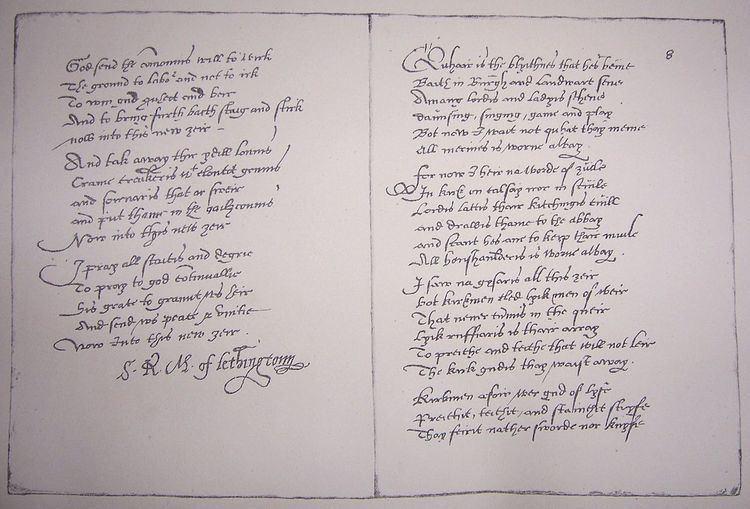 Maitland Manuscripts
