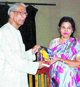 Maitreyi Pushpa Katha in the News Maitreyi Pushpa Udaya Narayana Singh