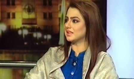 Maiza Hameed Mazaaq Raat Maiza Hameed PMLN 8th January 2014