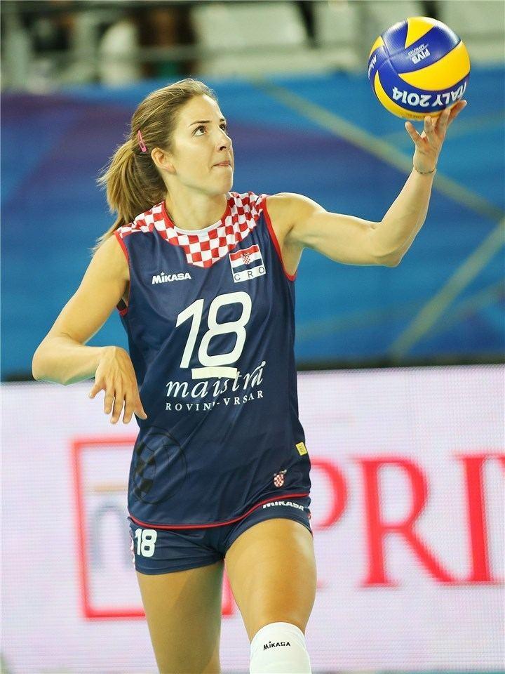 Maja Poljak 2014 fivb womens world championship maja poljak Volleywood