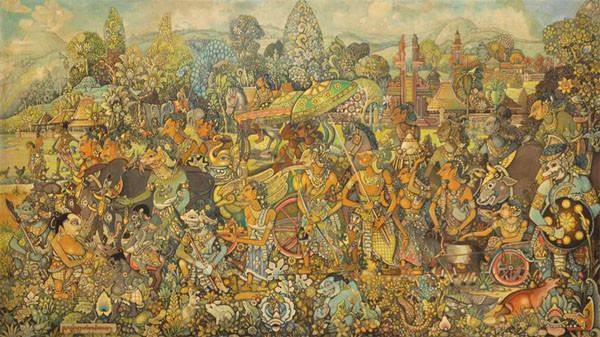 Majapahit Will Majapahit find change Malaysia39s history The Malaysian Times