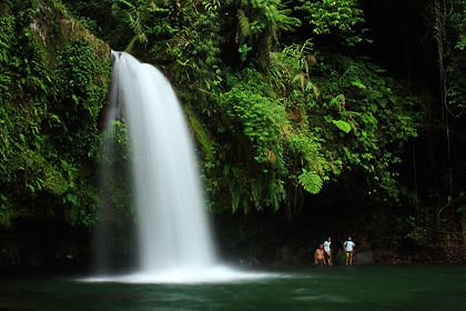 Majayjay The Waterfalls of Nagcarlan and Majayjay Shoestring Travelers