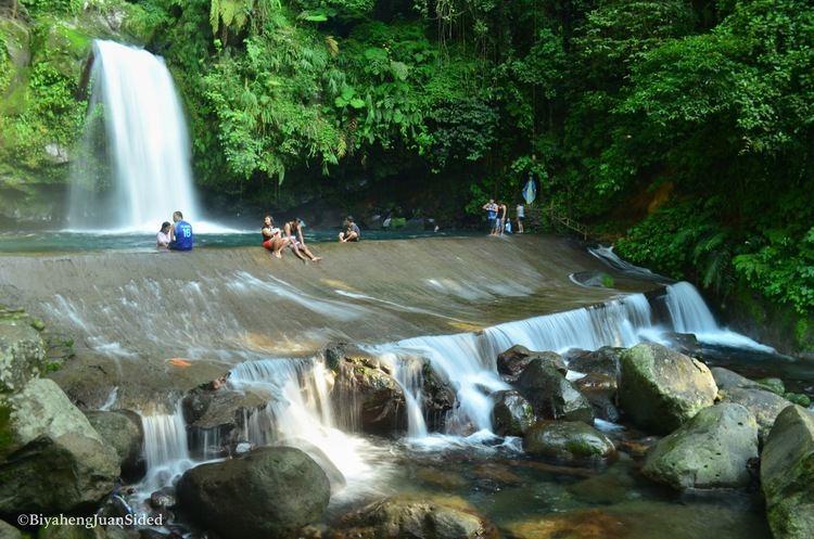 Majayjay Taytay Falls in Majayjay Laguna An Escape from the Heat Biyaheng