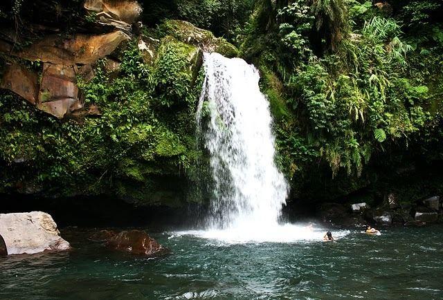 Majayjay Taytay Falls or Imelda Falls of Majayjay Laguna Geejay Travel Log