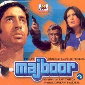 Majboor 1974 Hindi Movie Mp3 Song Free Download