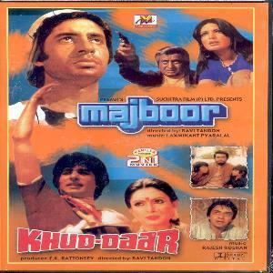 Majboor 1974 DVDRip XviD 144GB English Arabic Subtitle For Amitabh