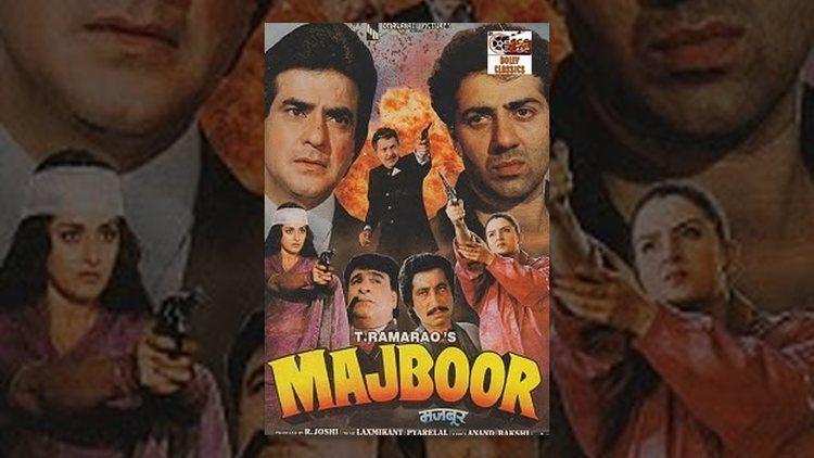 Majboor 1990 Hindi Full Length Movie Jeetendra Sunny Deol Jaya