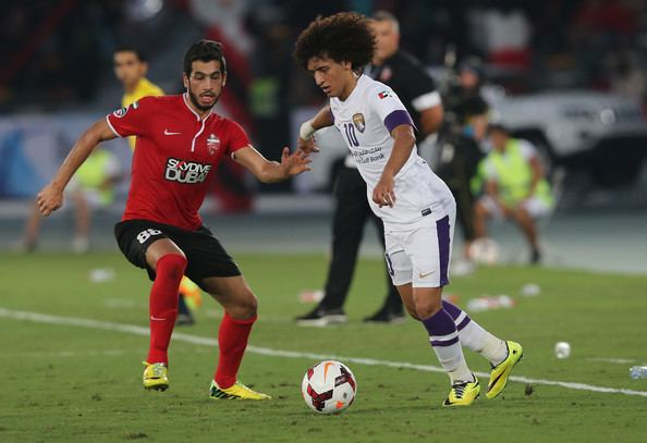 Majed Hassan Majed Hassan Pictures Al Ain v Al Ahli Dubai United