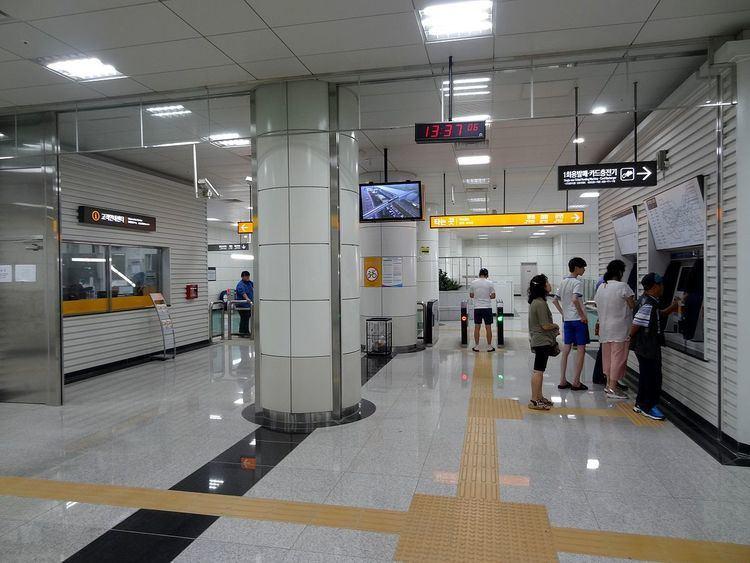 Majeon Station