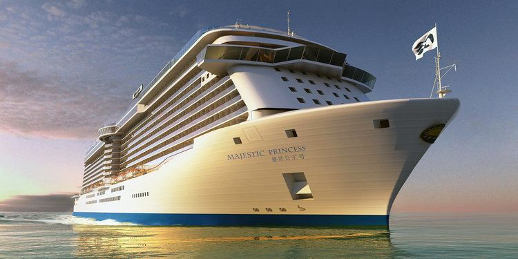 Majestic Princess Princess Cruises to Name New ChinaBased Cruise Ship Majestic