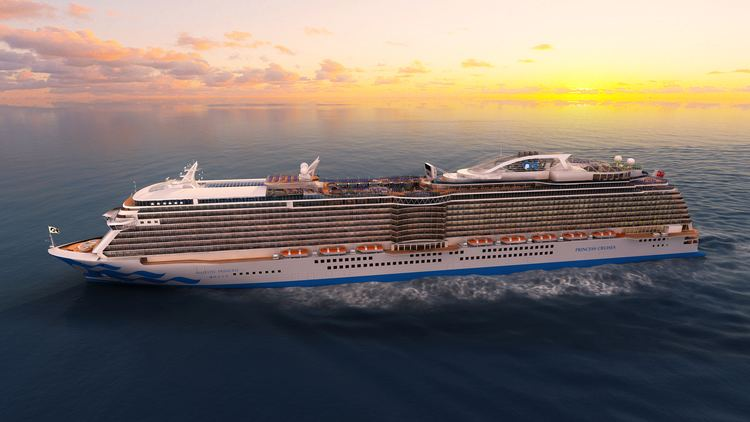 Majestic Princess Princess Cruises announces design of Majestic Princess Cruise
