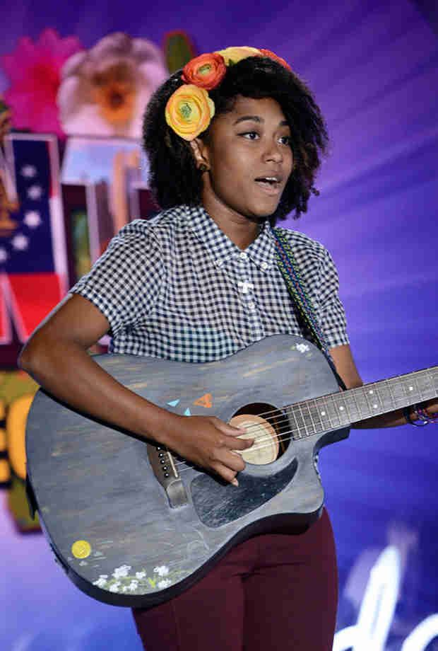 Majesty Rose Who Is Majesty Rose American Idol Season 14 Contestant
