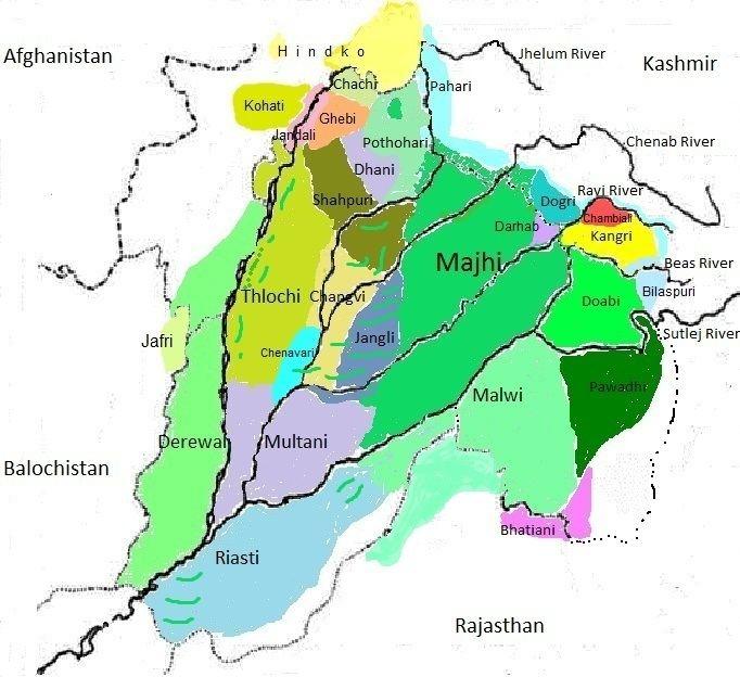 Majhi dialect