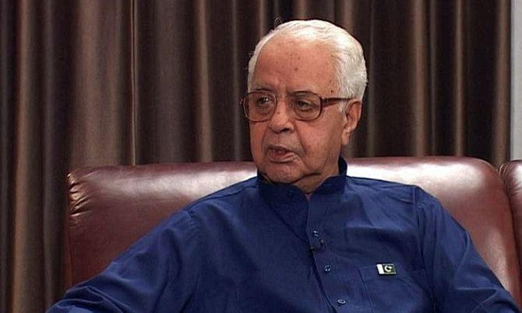 Majid Nizami Majid Nizami laid to rest Pakistan DAWNCOM