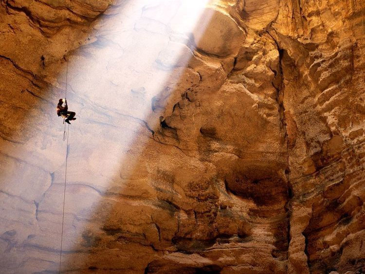 Majlis al Jinn Majlis al Jinn Oman World39s second largest cave or Where spirits