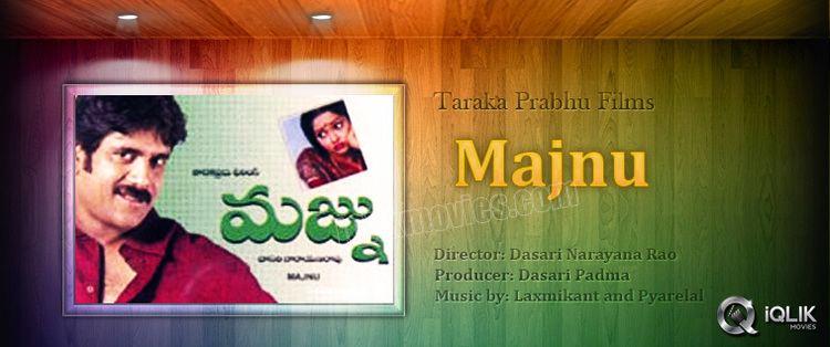 Majnu (1987 film) Majnu Telugu Movie Review Nagarjuna Rajani Dasari Narayana Rao