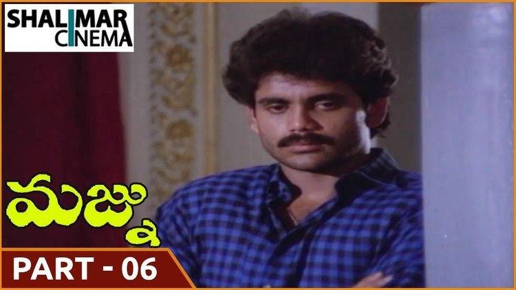 Majnu (1987 film) Majnu Telugu Movie 0611 Akkineni Nagarjuna Rajani
