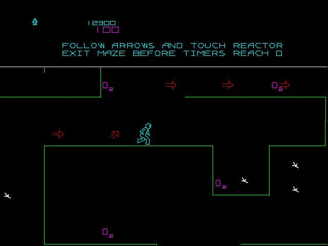 Major Havoc Major Havoc Videogame by Atari